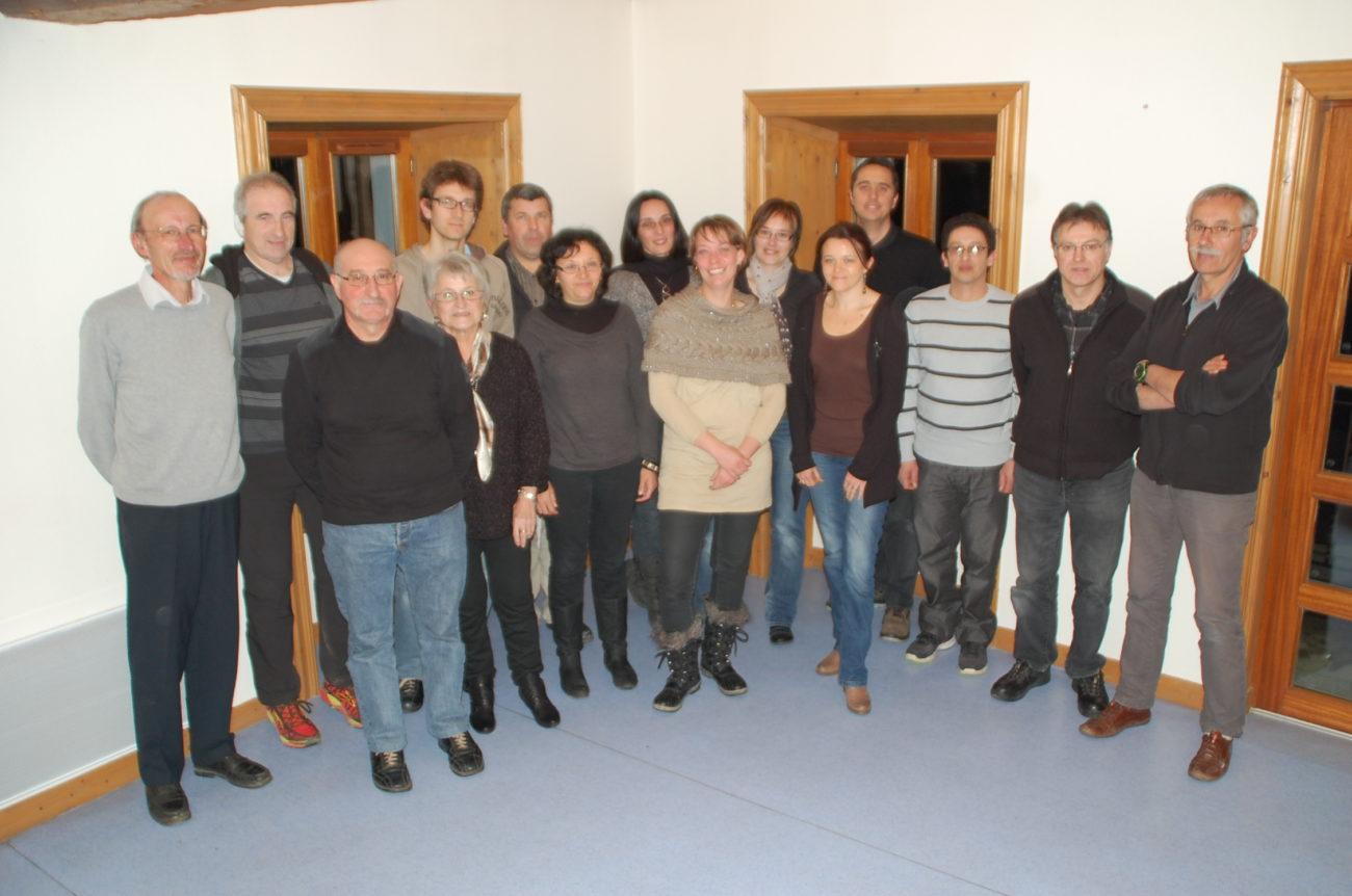 Equipe municipale de Tournon