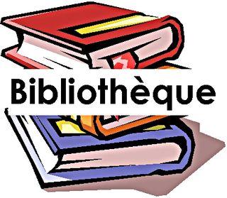 BIBLIOTHEQUE FERMÉEE