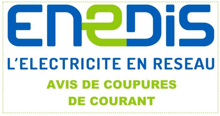 COUPURE ELECTRICITE : 11 AOUT