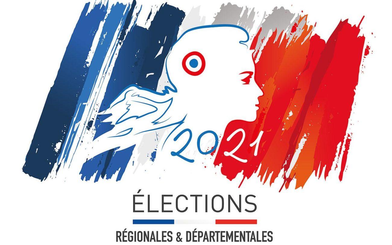 ELECTIONS REGIONALES ET DEPARTEMENTALES : 20 et 27 JUIN 2021